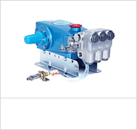 CO2 TRIPLEX PLUNGER PUMPS